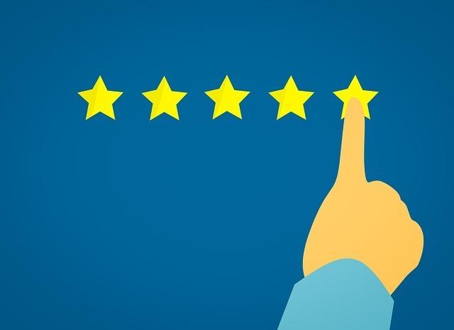 classificações, comentários, reviews, gestão de reputação