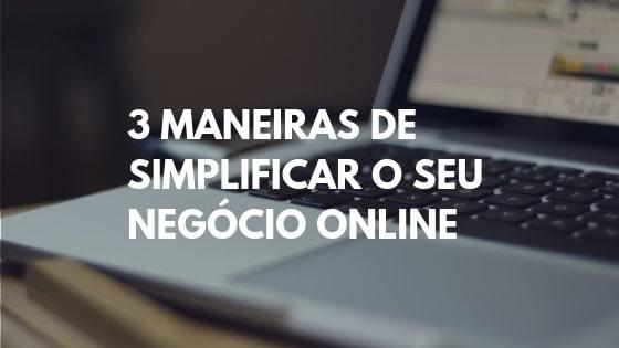 negócio online, negócios online