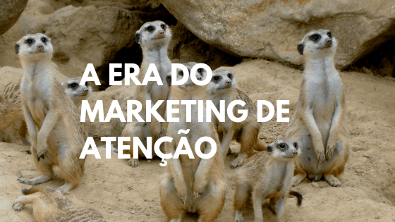 marketing de atenção, captar atenção, segurar atenção, manter atenção, marketing relacional