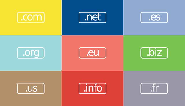 nome de domínio, como escolher um nome de domínio, sistema de nomes de domínio, nomes de domínios