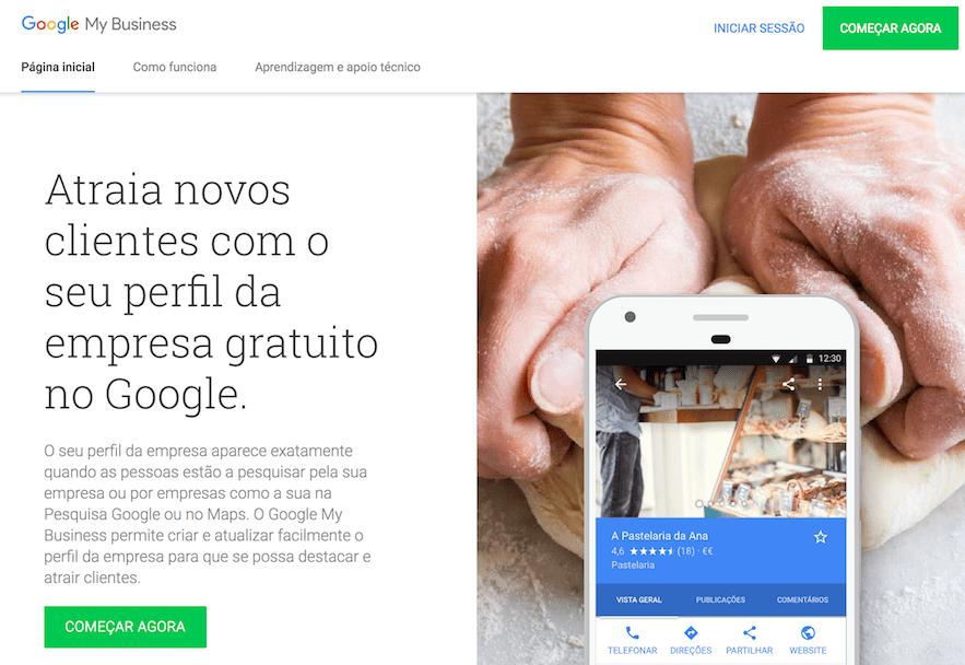 google my business, google empresa
