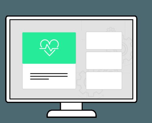 progrida para uma reputação online saudável